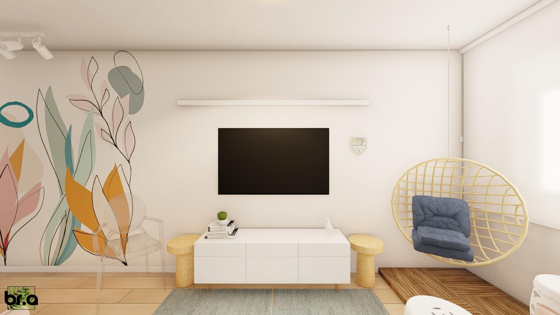 Residencia VP - Brasilidade | Projetos e Obras