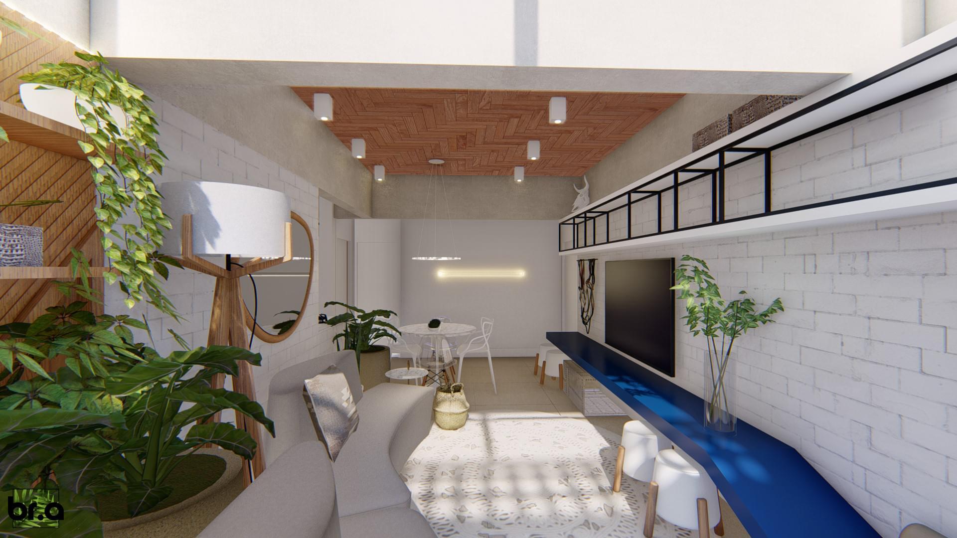 Residencial HI - Brasilidade | Projetos e Obras