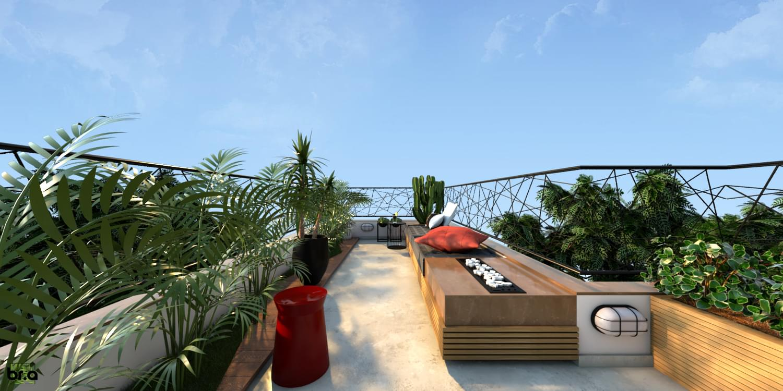 Rooftop - Brasilidade | Projetos e Obras
